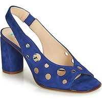 Paco Gil  BALI  women's Sandals in Blue. Sizes available:3,4,5,6,7,8