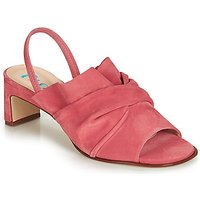 Paco Gil  CRETA  women's Sandals in Pink. Sizes available:3,4,5,7