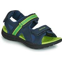 Geox  J GLEEFUL BOY  boys's Children's Sandals in Blue