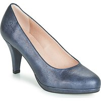 Dorking  7118  women's Court Shoes in Blue