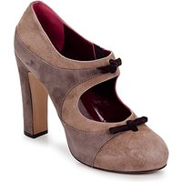 Antonio Marras  ALINA  women s Court Shoes in Brown