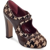 Antonio Marras  ALINA  womens Court Shoes in Brown