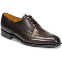 Barker  ST AUSTELL  mens Smart / Formal Shoes in Brown