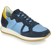 Philippe Model  MONACO VINTAGE BASIC  women's Shoes (Trainers) in Blue