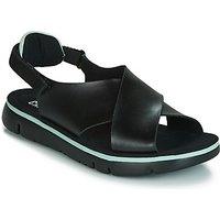 Camper  ORUGA  women's Sandals in Black