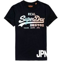 Superdry  Mens Vintage Logo 1st t-shirt  men\'s T shirt in multicolour