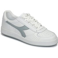 Diadora  B ELITE  women's Shoes (Trainers) in White