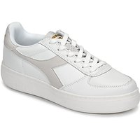 Diadora  B ELITE WIDE  women's Shoes (Trainers) in White