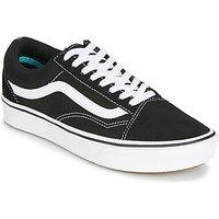 Vans  COMFYCUSH OLD SKOOL  men's Shoes (Trainers) in Black