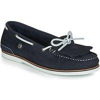 Barbour  Ellen Boat Shoe  women's Boat Shoes in Blue