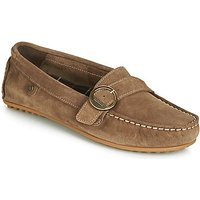Barbour Sabine Loafers / Casual Shoes In Brown