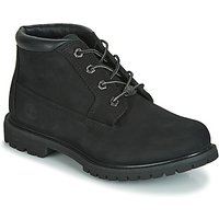 Timberland Women's Nellie Double Leather Chukka Boots - Black - UK 3 - Black