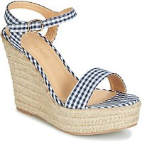 Moony Mood  IPALA  women's Sandals in Blue