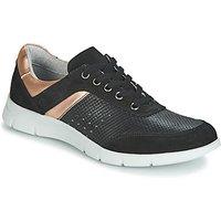 Yurban  JEBELLE  women's Shoes (Trainers) in Black