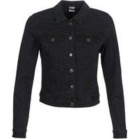 Vero Moda  VMHOT SOYA  women's Denim jacket in Black