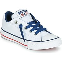 'Converse  Chuck Taylor All Star Street Canvas Ox  Boys's Children's Shoes (trainers) In White