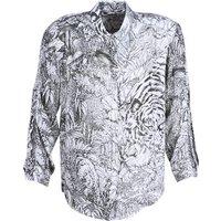 Ikks  BN12085-11  women's Shirt in White
