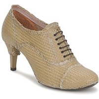 Premiata  2851 LUCE  women's Low Boots in Beige