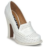 Rochas  RO18031  womens Court Shoes in White