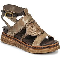 Airstep / A.s.98 Lagos Sandals In Gold