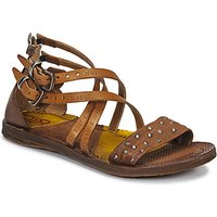 Airstep / A.s.98 Ramos Clou Sandals In Brown