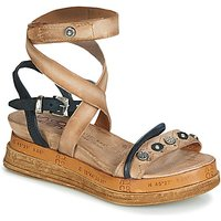 Airstep / A.s.98 Lagos Sandals In Beige