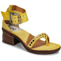 Airstep / A.s.98 Kenya Sandals In Yellow
