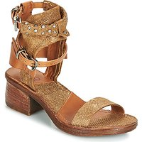 Airstep / A.s.98 Kenya Sandals In Gold