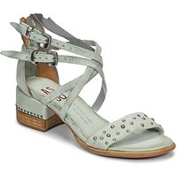 Airstep / A.s.98 Moraine Sandals In Green