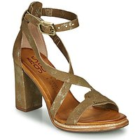 Airstep / A.s.98 Basile Sandals In Silver