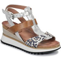 Mjus  TARDE  women's Sandals in Brown