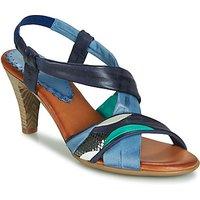 Betty London  POULOI  women's Sandals in Blue