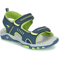 Kangaroos  K-LOGAN  boys's Children's Sandals in Blue