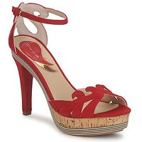 Etro  3488  women's Sandals in Red