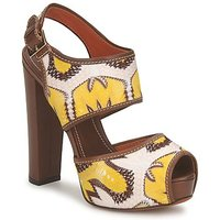 Missoni  TM81  women's Sandals in Brown