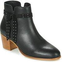 Andre  ROMANE  women's Low Ankle Boots in Black