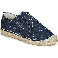 André  SYBILLE  women's Espadrilles / Casual Shoes in Blue