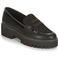 Andre  COREANE  women's Loafers / Casual Shoes in Black