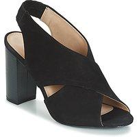 André  SANTIE  women's Sandals in Black