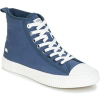 André  SUBWAY  men's Shoes (High-top Trainers) in Blue