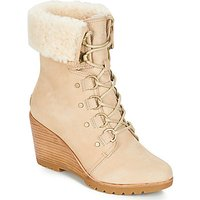 Sorel  AFTER HOURS™ LACE SHEARLING  womens Snow boots in Beige