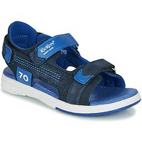 Kickers  PLANE  boys's Children's Sandals in Blue