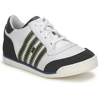 Hip  ARCHIK  girls's Children's Shoes (Trainers) in White