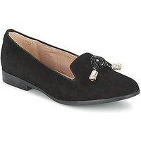 Moda In Pelle Enola Loafers / Casual Shoes In Black