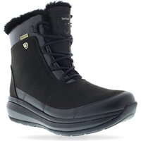 Joya S Cortina Ptx Snow Boots In Black