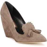 Rupert Sanderson  HERRICK  womens Court Shoes in Brown