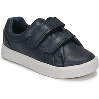 Clarks  City OasisLo T  boys's Children's Shoes (Trainers) in Blue