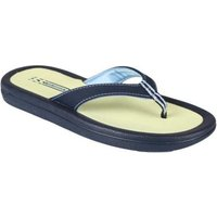 'Producent Niezdefiniowany  New Balance Sw153ng  Men's Flip Flops / Sandals (shoes) In Blue