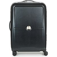 Delsey  TURENNE CAB 4R 55CM  womens Hard Suitcase in Black