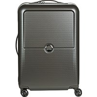 Delsey  TURENNE 4DR 65CM  womens Hard Suitcase in Grey